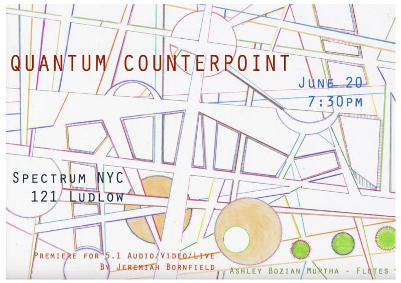 Quantum Counterpoint